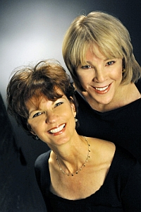 Joyce Landry and Josephine Kling, Co-founders of Landy & KIing Events At Sea, Ship Charter Specialists