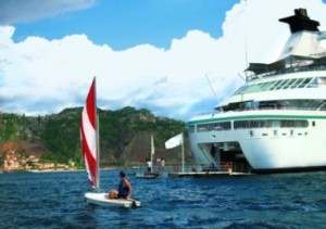 Seabourn Yacht Marina - Small Ships and River Charters